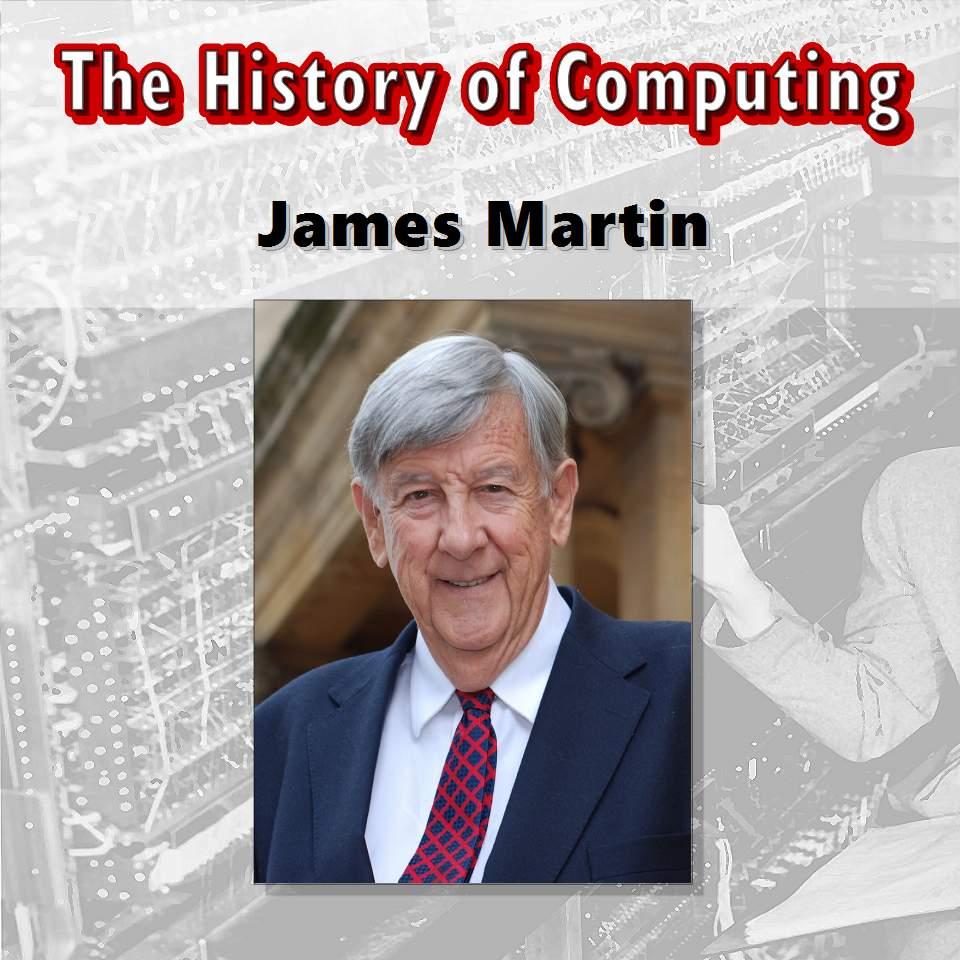 Джеймс Мартин