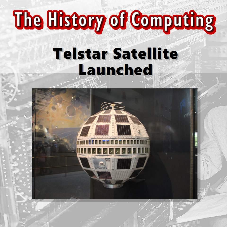 Спътникът Telstar