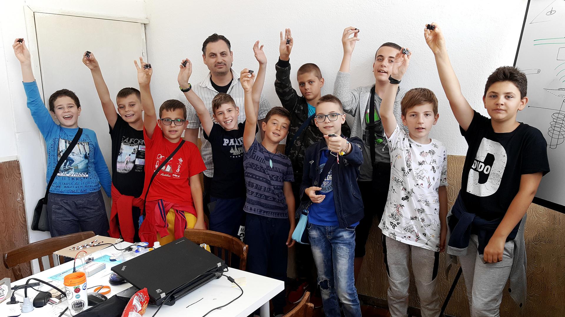 Тинузавър - Летни академии 2019