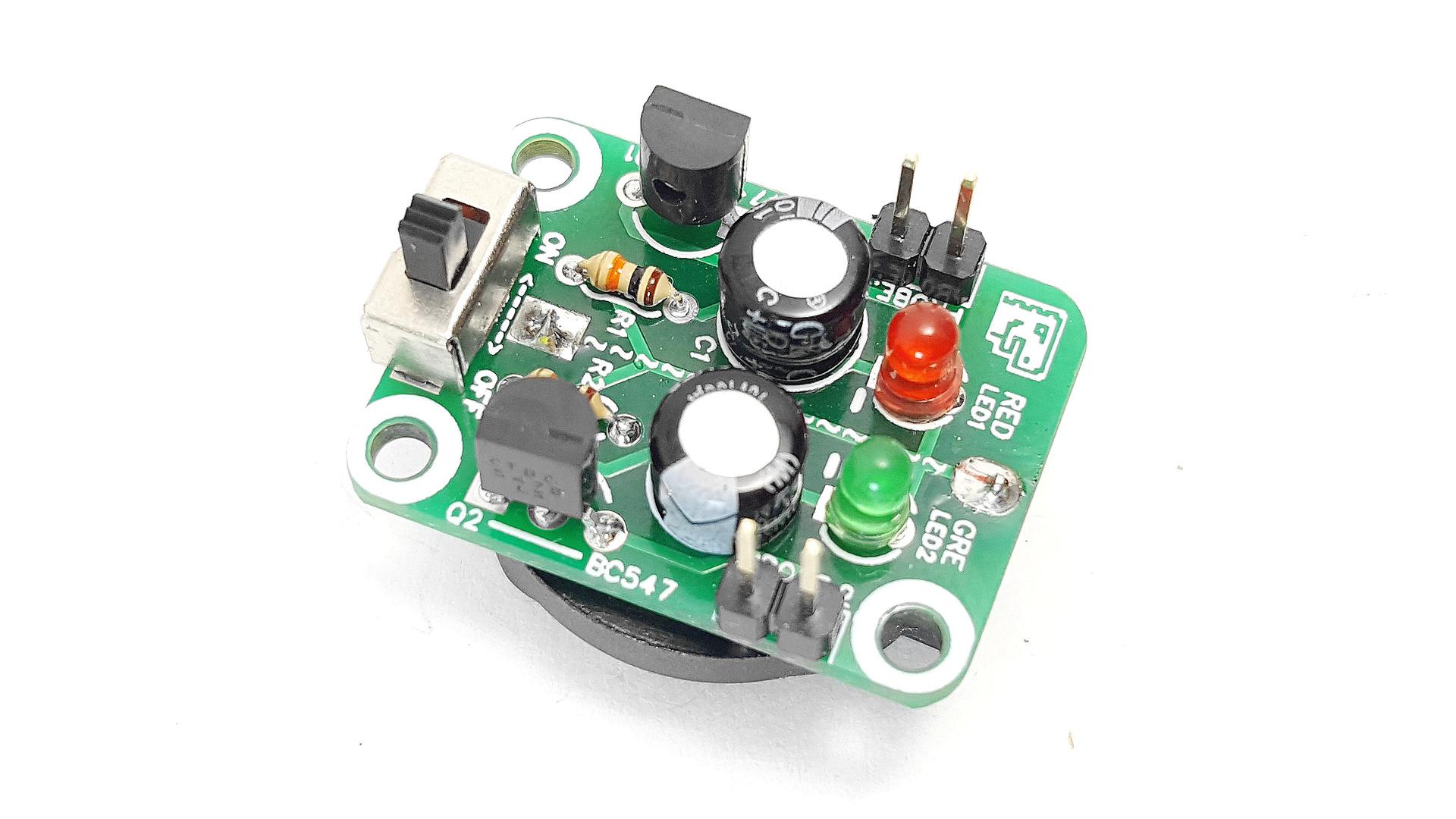 Multivibrator Assembling