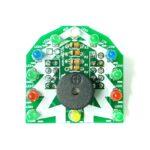 Shield LEDx12 Charlieplexing XMAS