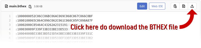 BTHEX Download File