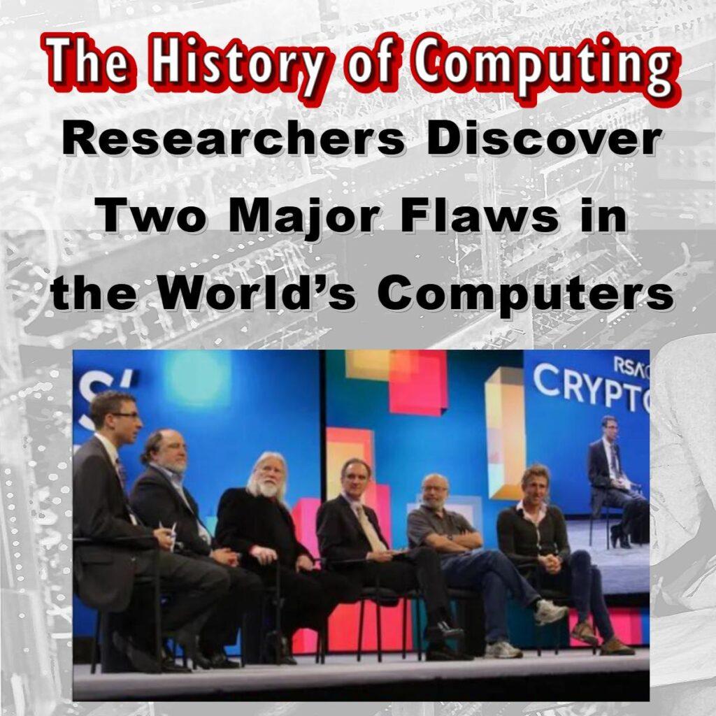 Учени откриват два основни недостатъка в компютрите по цял свят