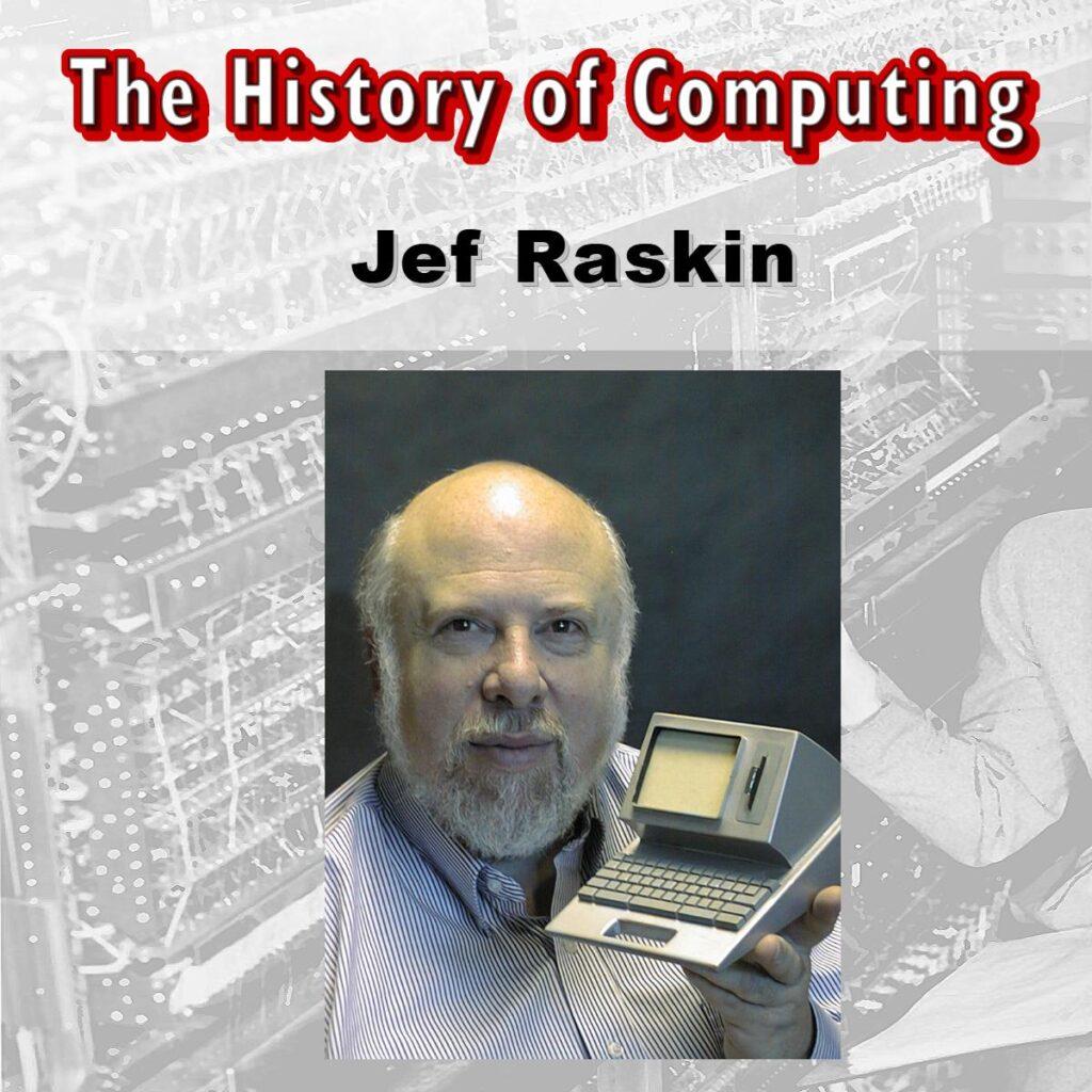 Джеф Раскин