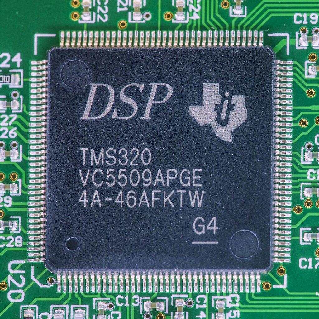 DSP Texas Instruments TMS320C55x