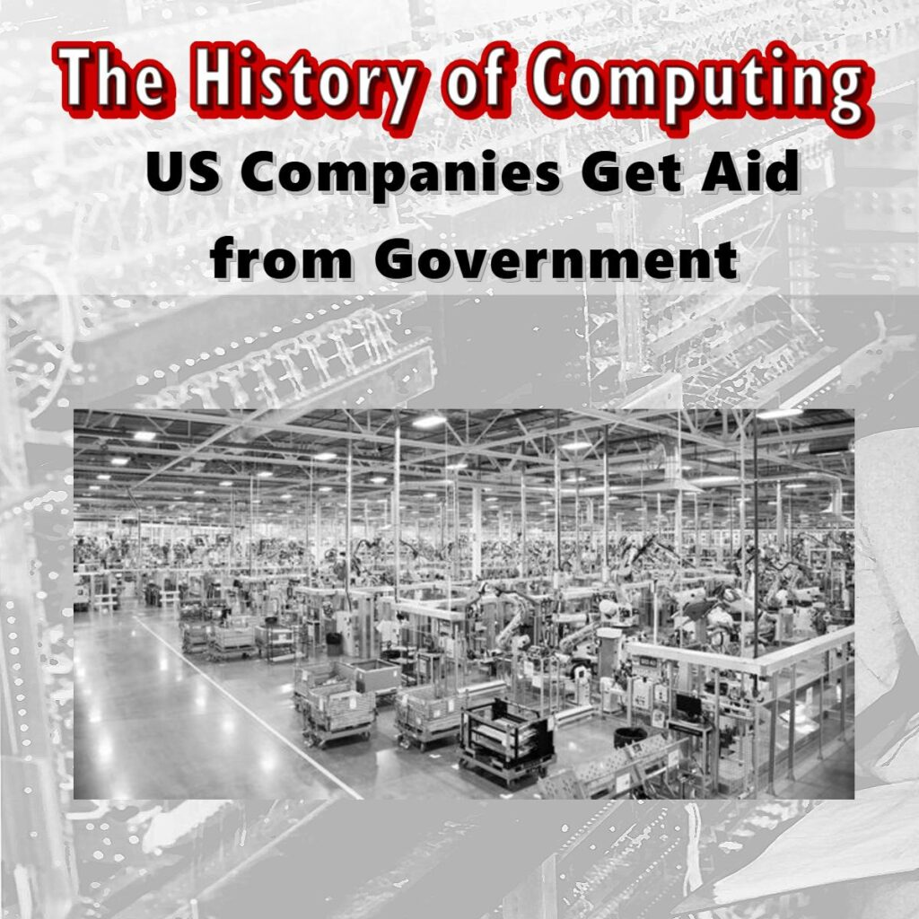 US Companies Get Aid from Government