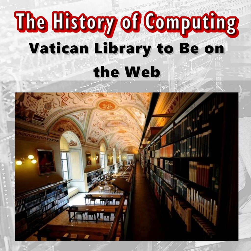 Ватиканската библиотека