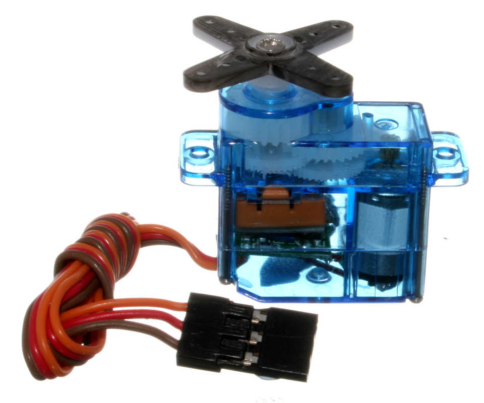 Micro servo motor