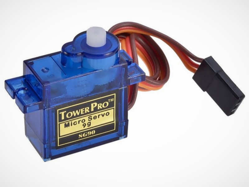 TowerPro SG90 Micro Servo Motor